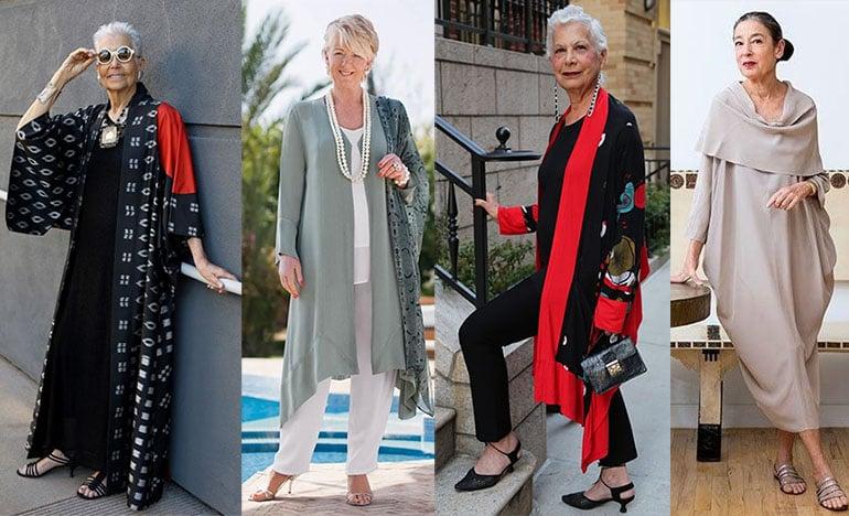 Одежда для женщин после 50 лет: советы и рекомендации эксперта