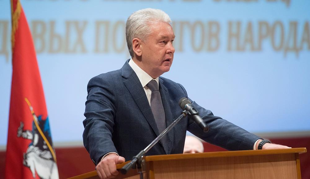 Собянин о повышении пенсии москвичам: быть или не быть?