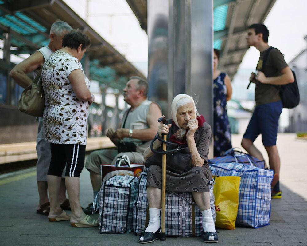 Пенсии переселенцам: текущая ситуация, факты, слухи, комментарии